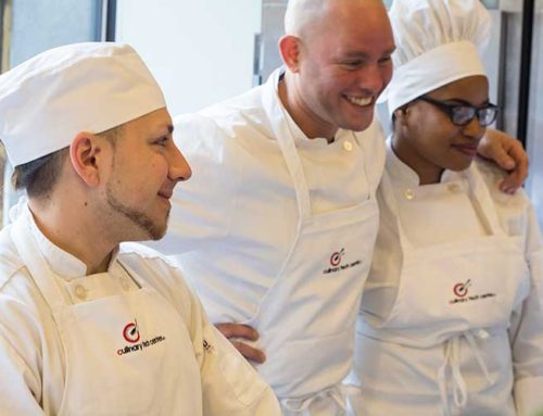 UPDATE: OPEN HOUSE to train in Culinary Arts and Hospitality Operations